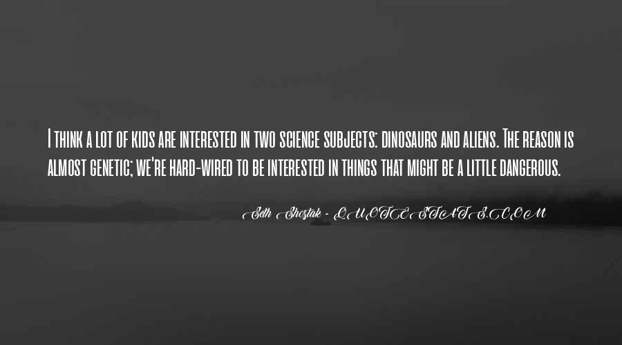 Seth Shostak Quotes #375010