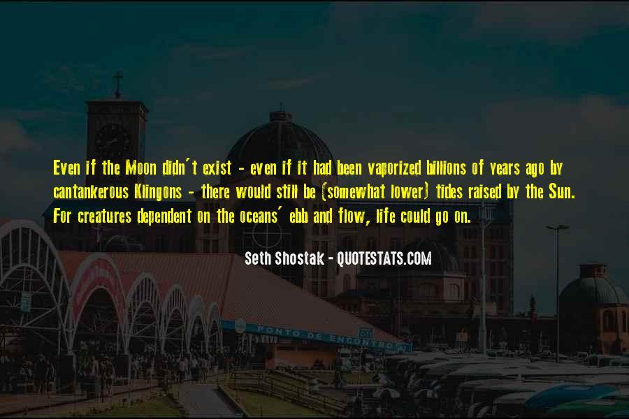 Seth Shostak Quotes #45657