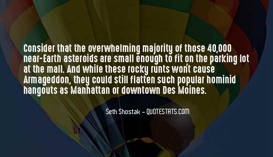 Seth Shostak Quotes #525640