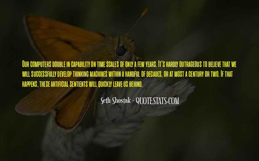 Seth Shostak Quotes #638349
