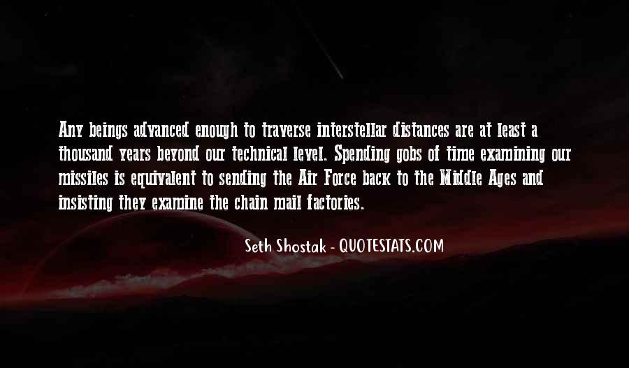 Seth Shostak Quotes #655528