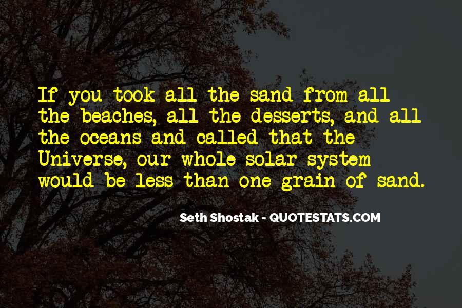 Seth Shostak Quotes #680323