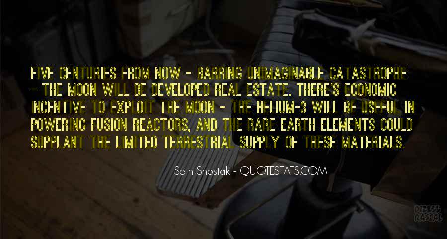 Seth Shostak Quotes #715601