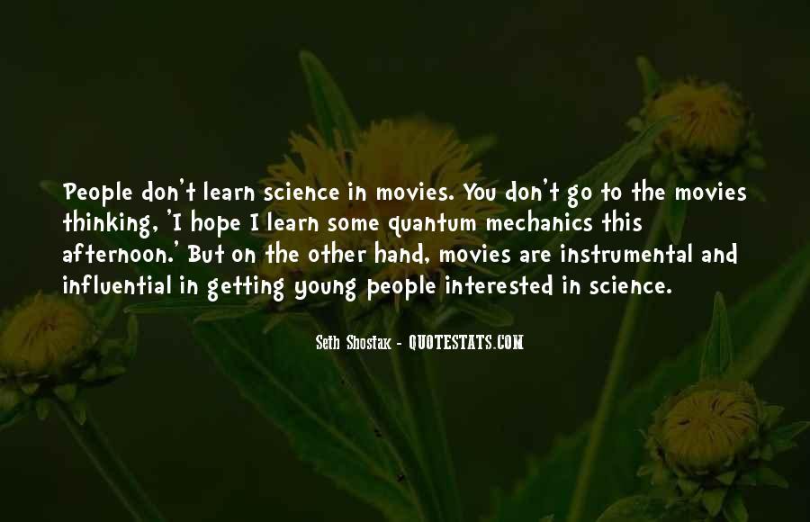 Seth Shostak Quotes #727950