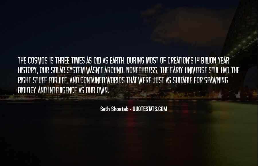 Seth Shostak Quotes #79262