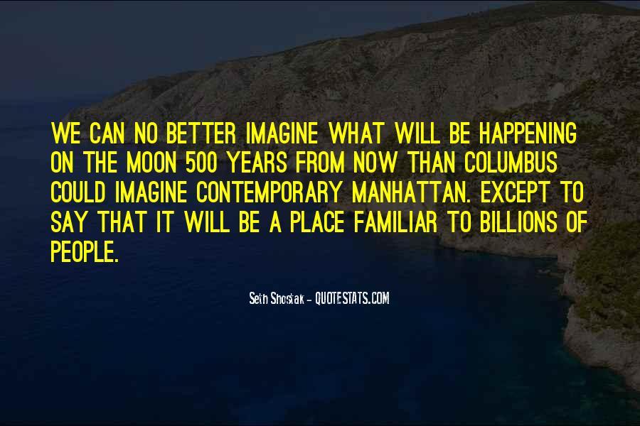 Seth Shostak Quotes #829467