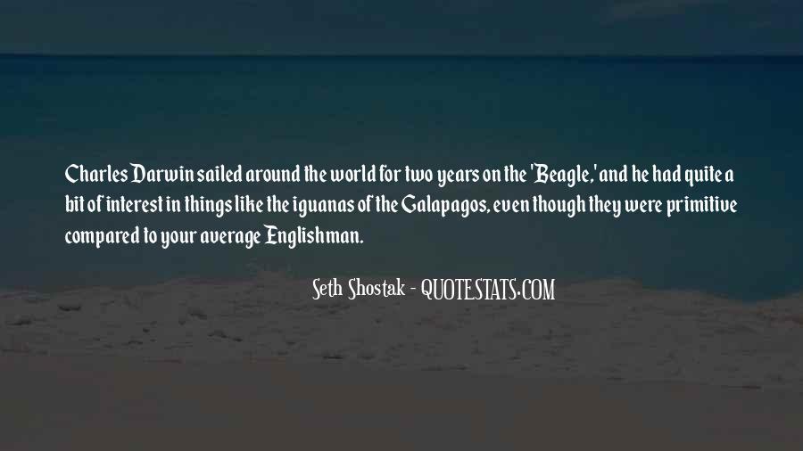 Seth Shostak Quotes #845222