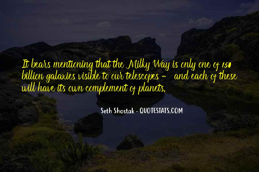 Seth Shostak Quotes #963127