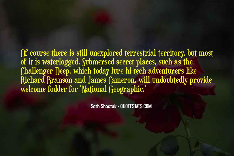 Seth Shostak Quotes #986035