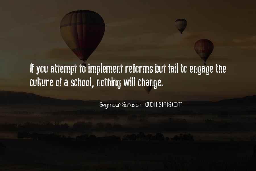 Seymour Sarason Quotes #527443