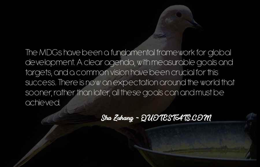 Sha Zukang Quotes #826460