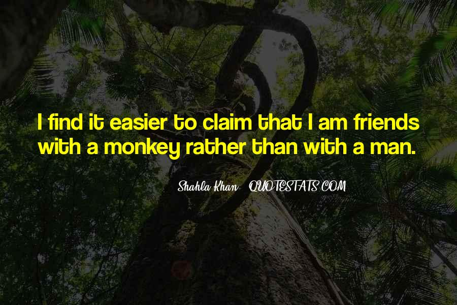 Shahla Khan Quotes #1050451
