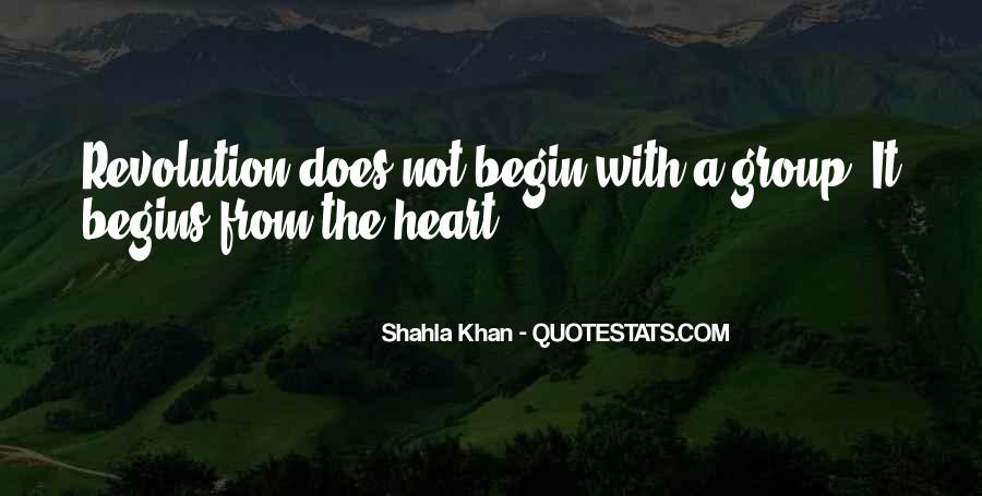 Shahla Khan Quotes #1425844