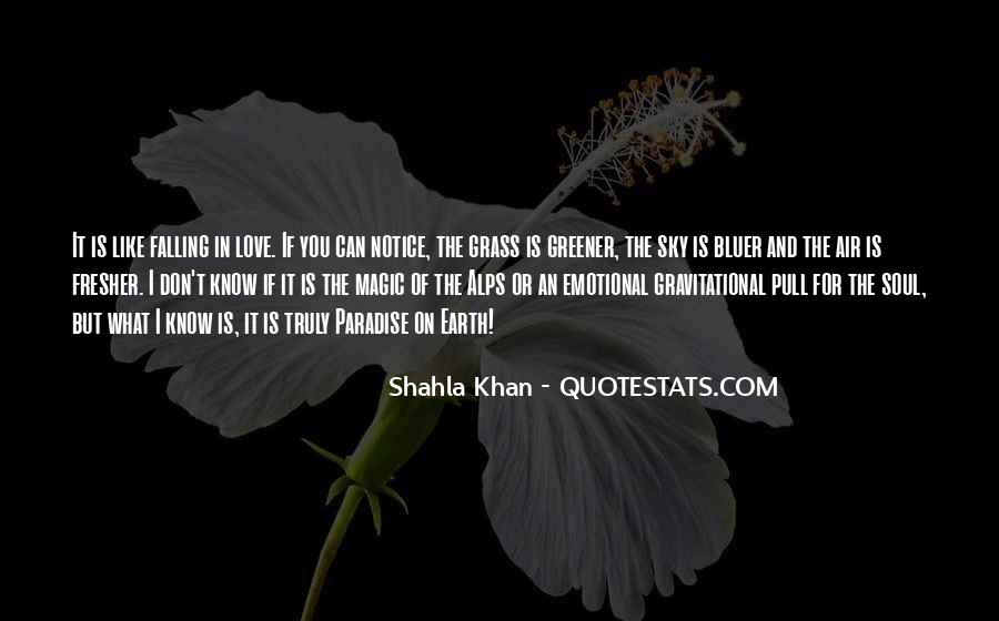 Shahla Khan Quotes #1445628