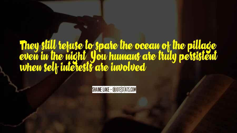 Shaine Lake Quotes #1017179