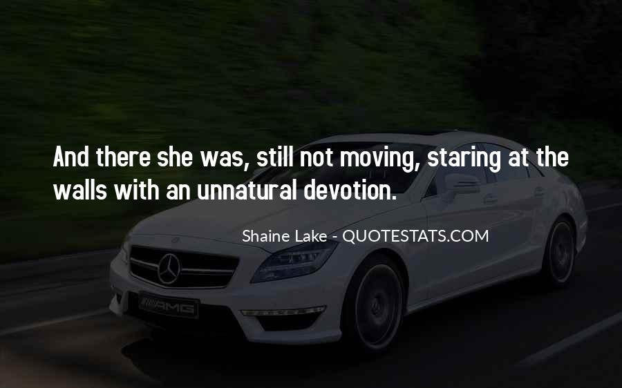 Shaine Lake Quotes #1129706