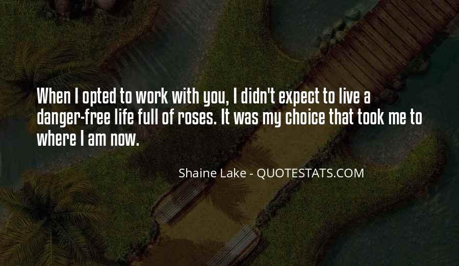 Shaine Lake Quotes #1319568