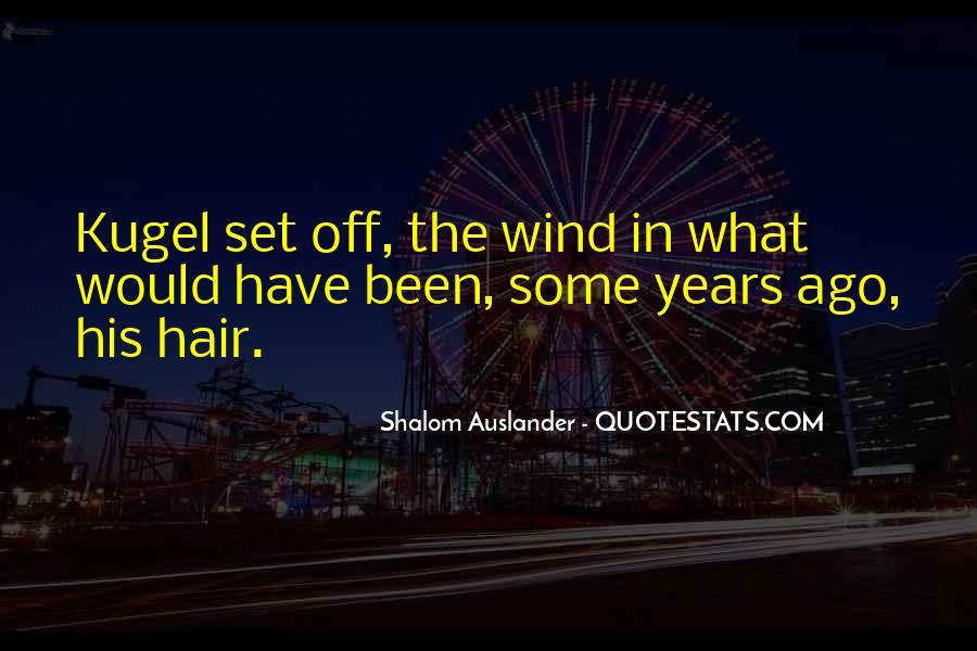 Shalom Auslander Quotes #1240740