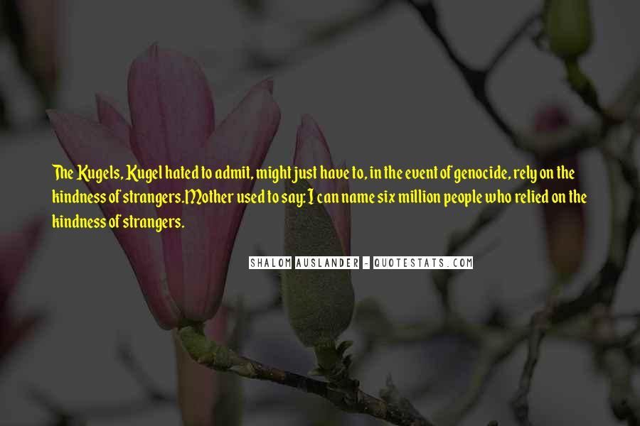 Shalom Auslander Quotes #1424196