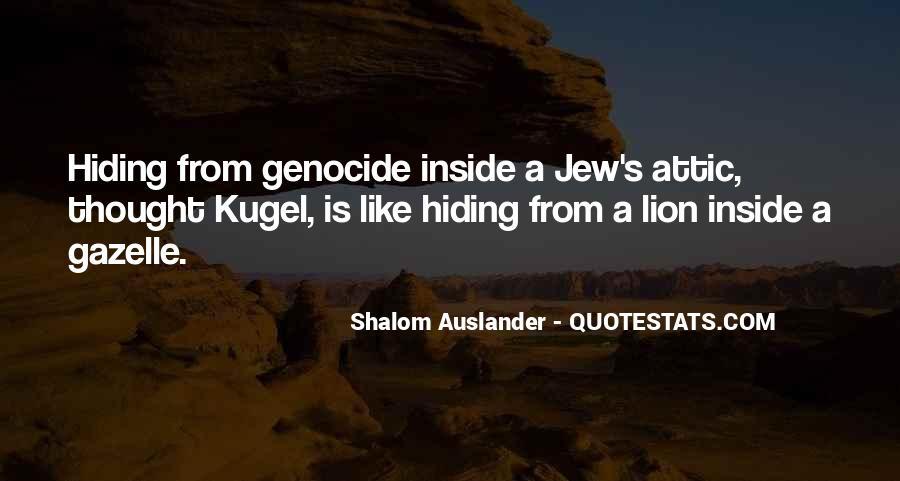 Shalom Auslander Quotes #1520789