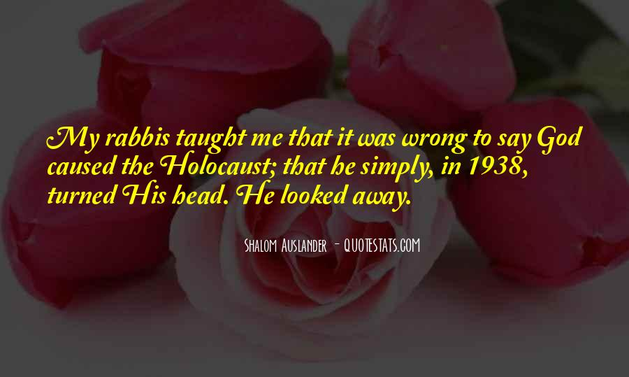 Shalom Auslander Quotes #1577910