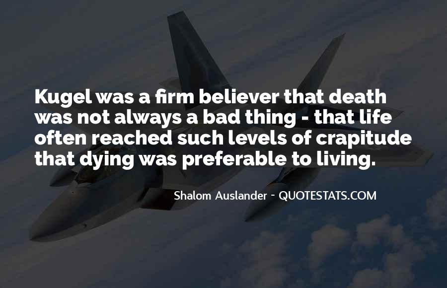 Shalom Auslander Quotes #431313
