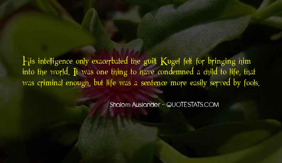 Shalom Auslander Quotes #602828