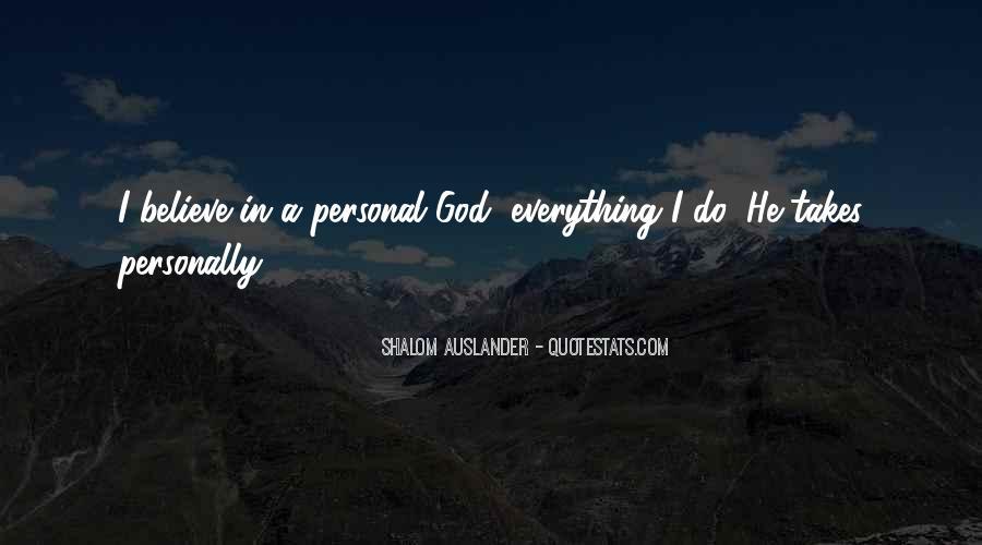Shalom Auslander Quotes #787075