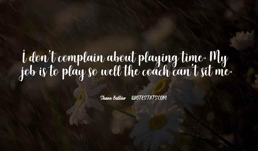 Shane Battier Quotes #846153