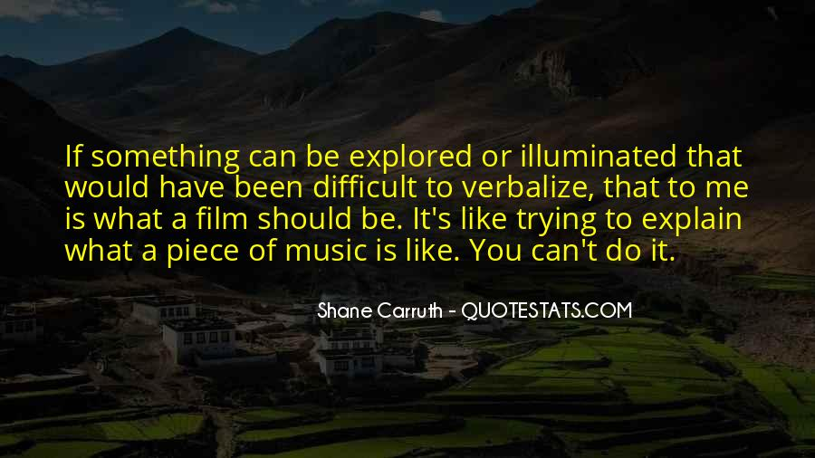 Shane Carruth Quotes #1165634