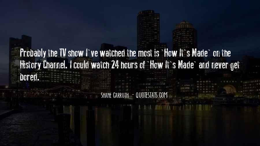Shane Carruth Quotes #1675883