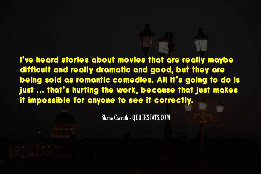 Shane Carruth Quotes #654940