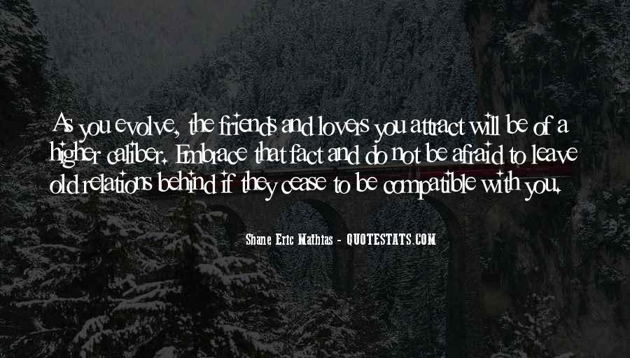 Shane Eric Mathias Quotes #1868090