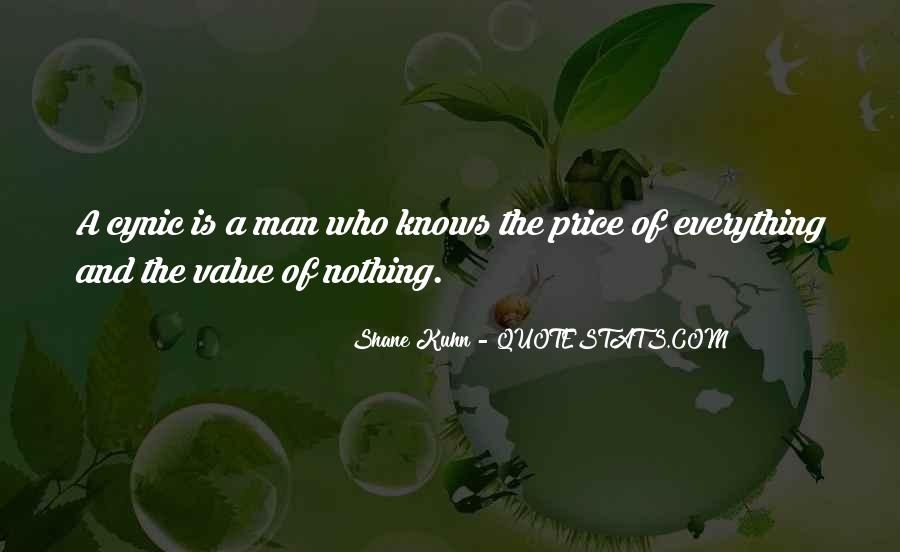 Shane Kuhn Quotes #1119505