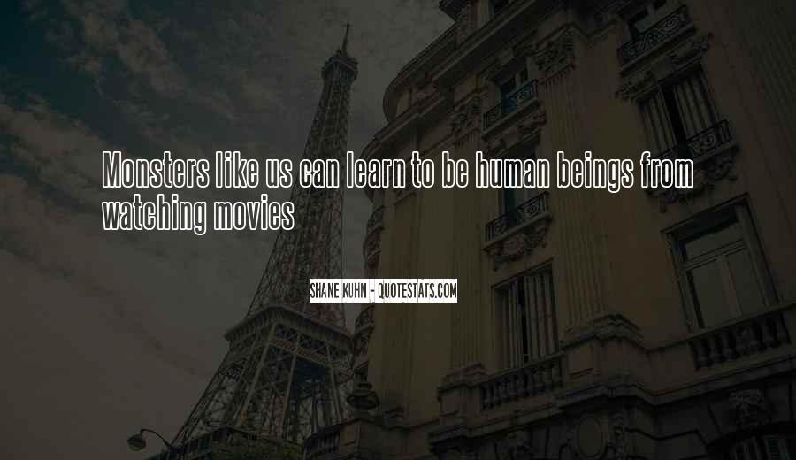 Shane Kuhn Quotes #40777