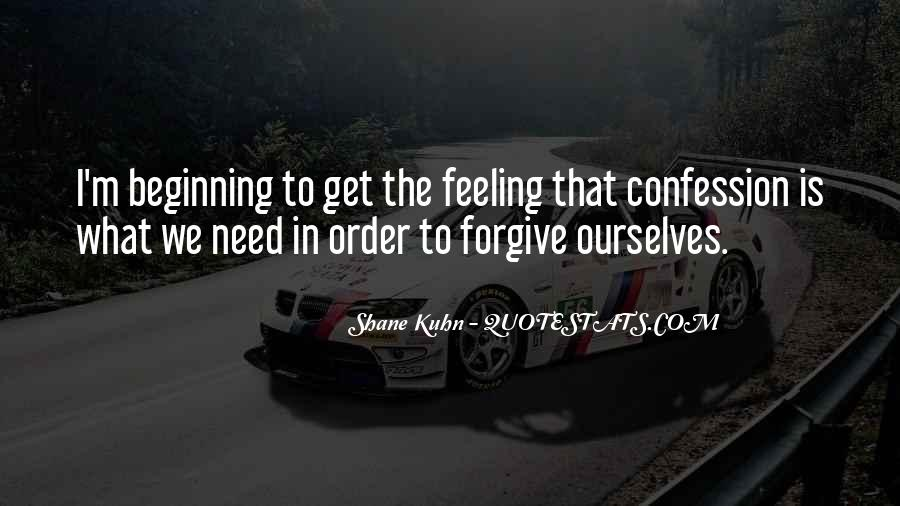 Shane Kuhn Quotes #80407