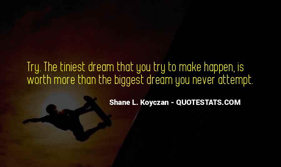 Shane L. Koyczan Quotes #244099