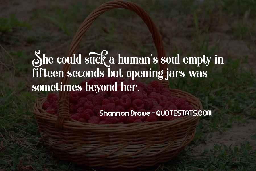 Shannon Drawe Quotes #1601736