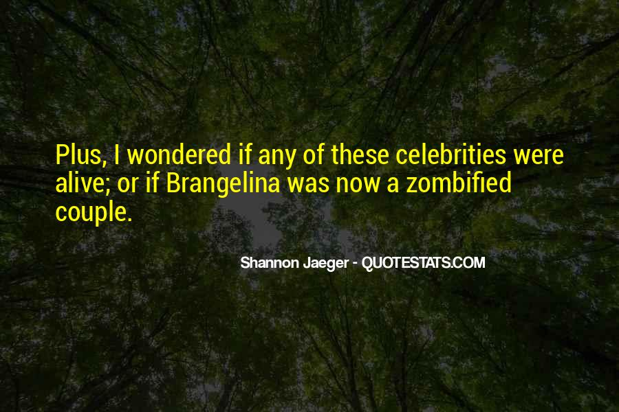 Shannon Jaeger Quotes #8706