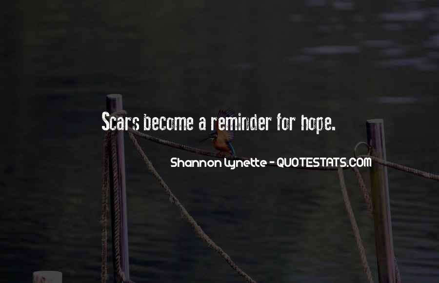 Shannon Lynette Quotes #1107644