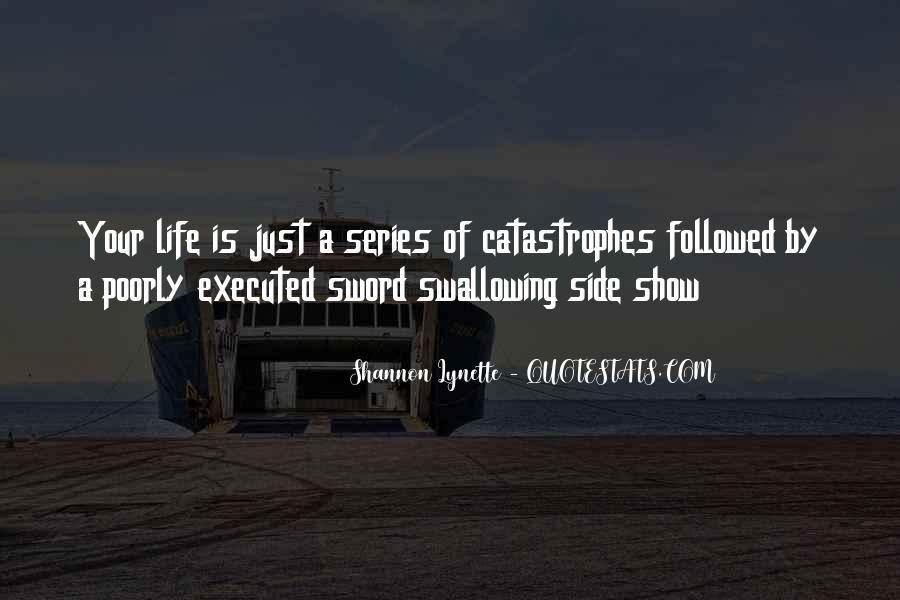 Shannon Lynette Quotes #1263054