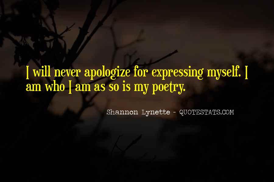 Shannon Lynette Quotes #1536137