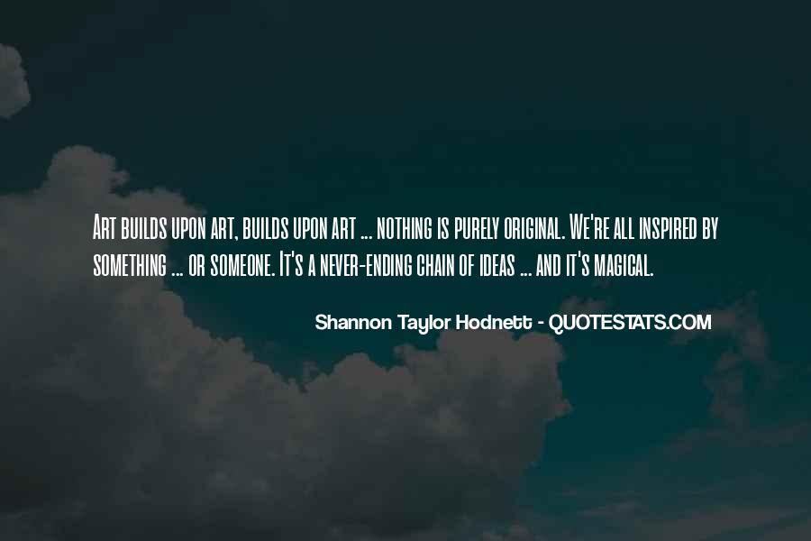 Shannon Taylor Hodnett Quotes #1714324