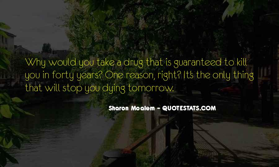 Sharon Moalem Quotes #1408148