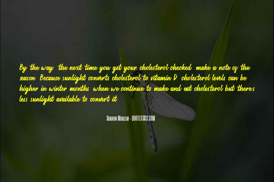Sharon Moalem Quotes #150184