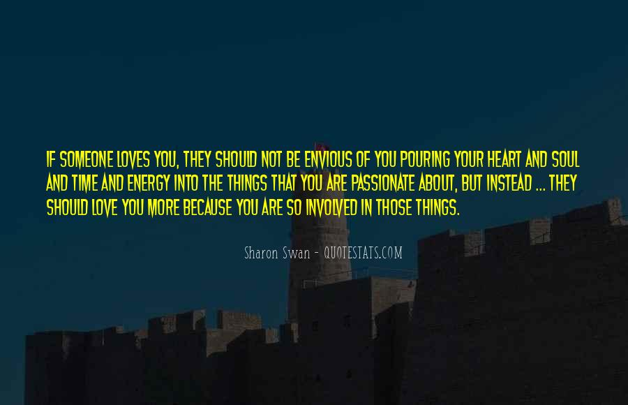 Sharon Swan Quotes #1336177