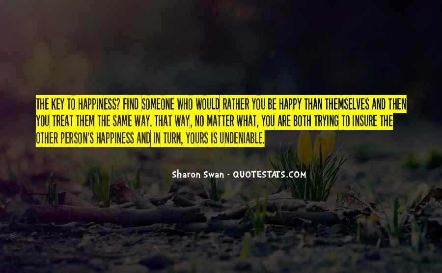Sharon Swan Quotes #746967