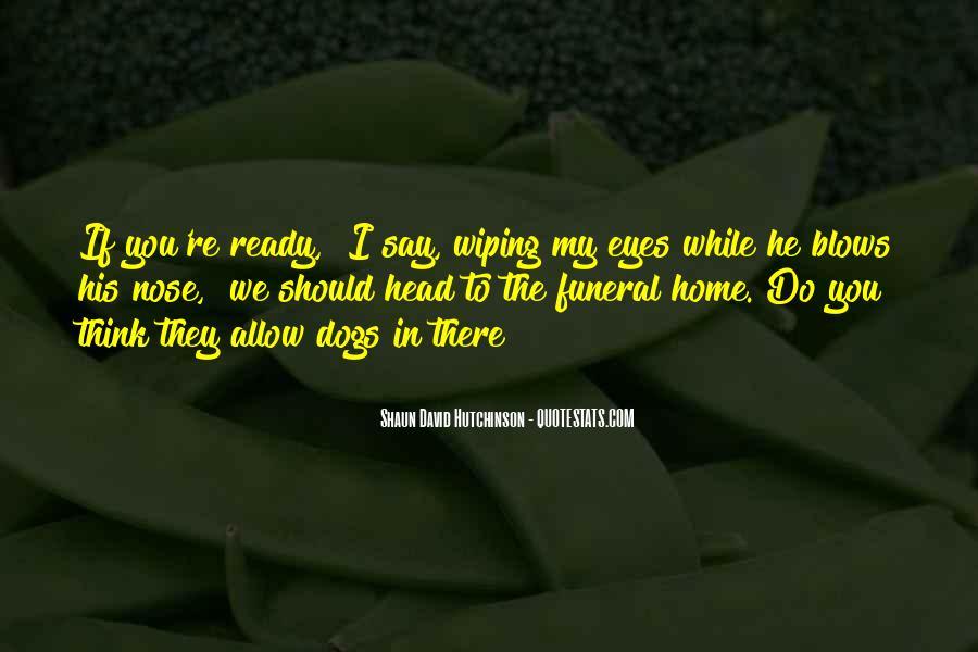 Shaun David Hutchinson Quotes #1250912