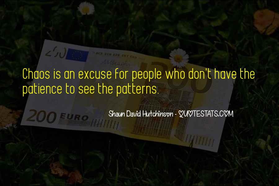 Shaun David Hutchinson Quotes #1264410