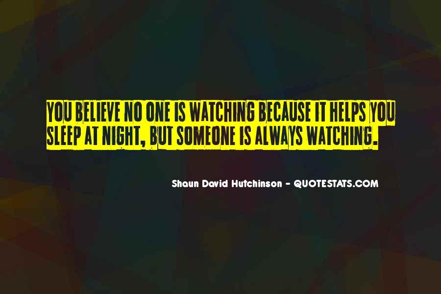 Shaun David Hutchinson Quotes #131250